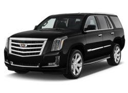 cadillac escalade limo rental fleet vehicle