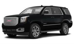 gmc yukon limo rental fleet vehicle
