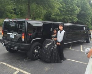 hummer limousine service guests