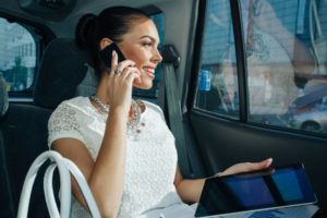 limo car service vip passenger